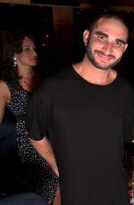EMMANUELLE CHRIQUI at Rec Room Club in Miami Beach 11/12/2015
