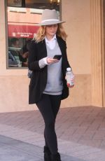 ENILIE DE RAVIN Out Shopping in Beverly Hills 11/10/2015