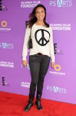 EVA LARUE at 2015 P.S. Arts Express Yourself 11/15/2015
