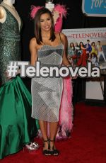EVA LONGORIA at Telenovela Press Junket 11/18/2015
