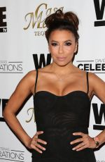 EVA LONGORIA at We TV's David Tutera Celebrations Launch in Hollywood 11/06/2015