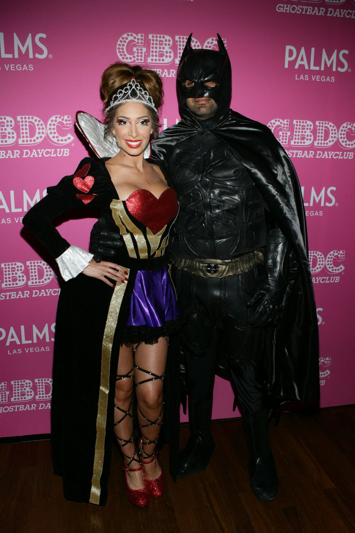 farrah abraham at day of the killer costumes halloween party in las vegas 1025 - Las Vegas Halloween Costume