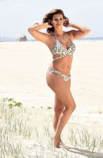 FERNE MCCANN in Bikini on the Set of a Photoshoot in Australia