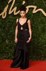 FKA TWIGS at 2015 British Fashion Awards in London 11/23/2015