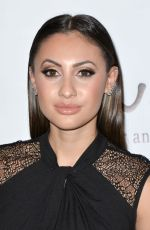 FRANCIA RAISA at 7th Annual Night of Generosity Gala in Beverly Hills 11/06/2015