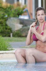 GEMMA ATKINSON in Bikini at a Pool in Cuba 06/18/2015
