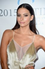 GENESIS RODRIGUEZ at 2015 Latin Grammy Person of the Year Honoring Roberto Carlos in Las Vegas 11/18/2015