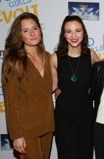 GENEVIEVE ANGELSON at Good Girls Revolt Preview Night Screening in New York 11/04/2015