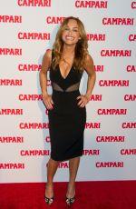 GIADA DE LAURENTIIS at Campari Launch of the Bittersweet Campaign in New York 11/18/2015