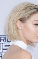 GIGI HADID at 2015 American Music Awards in Los Angeles 11/22/2015