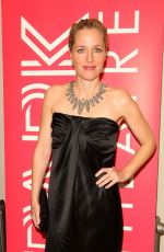 GILLIAN ANDERSON at Park Theatre Annual Gala Dinner at Stoke Newington Town Hall 11/12/2015