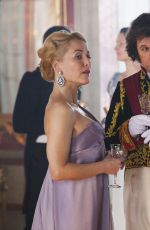GILLIAN ANDERSON - War and Peace BBC Series Promos