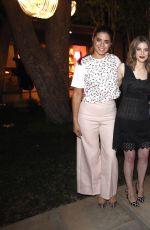 GILLIAN JACOBS at Lela Rose Los Angeles Dinner in Los Angeles 11/04/2015