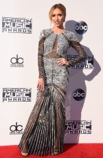 GIULIANA RANCIC at 2015 American Music Awards in Los Angeles 11/22/2015