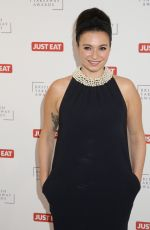 GIZZI ERSKINE at British Takeaway Awards 2015 in London 11/09/2015