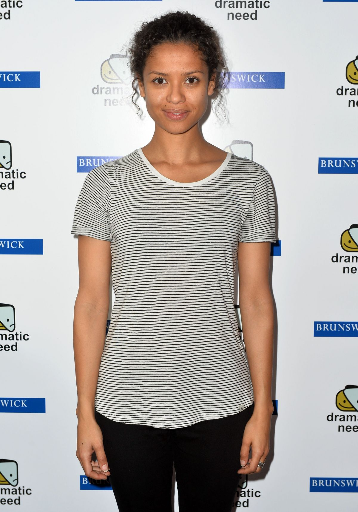 GUGU MBATHA at The Children