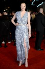 GWENDOLINE CHRISTIE at The Hunger Games: Mockingjay, Part Premiere in London 11/05/2015