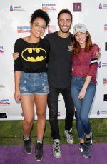 HALEY RAMM at Inaugural Los Angeles Autoimmune Walk in Culver City 11/08/2015