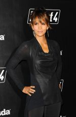 HALLE BERRY at Fallout 4 Video Game Launch Event in Los Angeles 11/05/2015