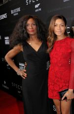 HALLE BERRY at Spectre The Black Women of Bond Tribute in Los Angeles 11/03/2015