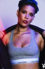 HALSEY by Josh Reed for Becoming Attraction