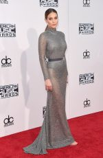 HANNAH DAVIS at 2015 American Music Awards in Los Angeles 11/22/2015