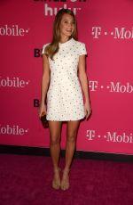 HANNAH DAVIS at T-Mobile Un-Carrier X 11/10/2015