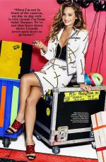 HANNAH DAVIS in Cosmopolitan Magazine, December 2015 Issue