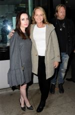 HELEN HUNT at Consumed Los Angeles Premiere at Laemmle Music Hall in Beverly Hills 11/11/2015