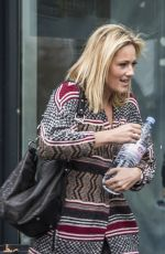 HELENE FISCHER Out and About in Berlin 11/15/2015