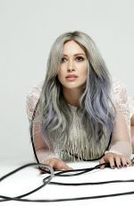 HILARY DUFF - Breath In, Breath Out Album Promoshoot by Ben Cope