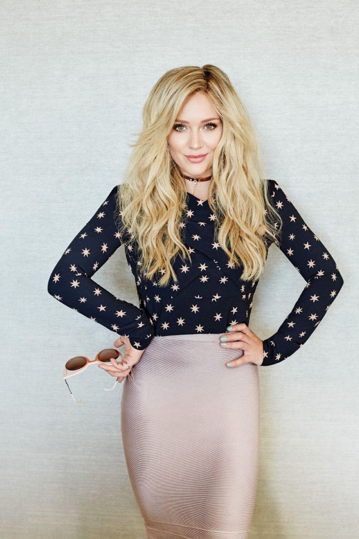 Hilary Duff Magazine