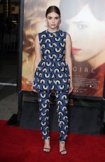 HOLLAND RODEN at The Danish Girl Premiere in Westwood 11/21/2015