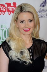 HOLLY MADISON at 2015 Hollywood Christmas Parade in Hollywood 11/29/2015