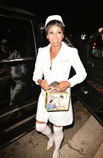 HOLLY ROBINSON PEETE at Casamigos Halloween Party 10/30/2015