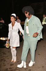 HOLLY ROBINSON PEETE at Casamigos Halloween Party 10/30/2015