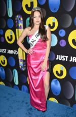 KELLI BERGLUND at Just Jared Halloween Party in Hollywood 10/31/2015