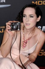 JENA MALONE at The Hunger Games: Mockingjay, Part 2 Premiere in Los Angeles 11/16/2015