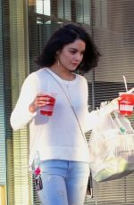 VANESSA HUDGENS Leaves Ralph\