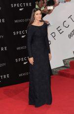 MONICA BELLUCCI at Spectre Premiere in Mexico City 11/01/2015