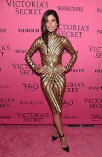 SARA SAMPAIO at Victoria's Secret 2015 Fashion Show After Party 11/10/2015