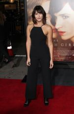 SCOUT TAYLOR-COMPTON at The Danish Girl Premiere in Westwood 11/21/2015