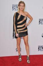 ELLIE GOULDING at 2015 American Music Awards in Los Angeles 11/22/2015