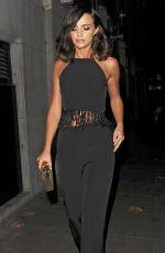 LUCY MECKLENBURGH at Pure Beauty Awards in London 10/29/2015