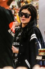 KYLIE JENNER Shopping at Ralph\