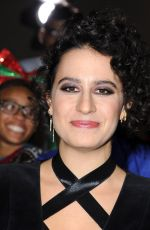 ILANA GLAZER at The Night Before Premiere in Los Angeles 11/18/2015