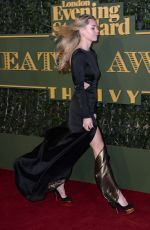 IMMY WATERHOUSE at Evening Standard Theatre Awards in London 11/22/2015