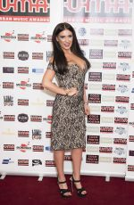 IMOGEN TOWNLEY at 13th Annual Urban Music Awards at Porchester Hall in London 11/21/2015