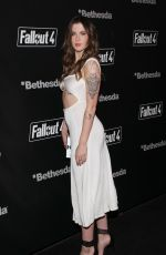 IRELAND BALDWIN at Fallout 4 Video Game Launch Event in Los Angeles 11/05/2015