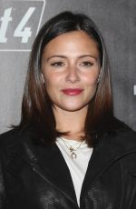 ITALIA RICCI at Fallout 4 Video Game Launch Event in Los Angeles 11/05/2015